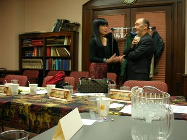 Geraldine Heng and David Theo Goldberg in conversation (U of California Humanities Research Institute)